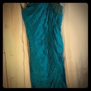 Prom dress by Shelli segal size 6
